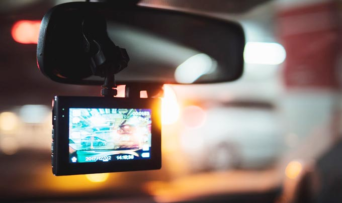 How the Dashcam Helps You From Parking Accidents