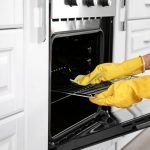 How to Clean Table Top Oven