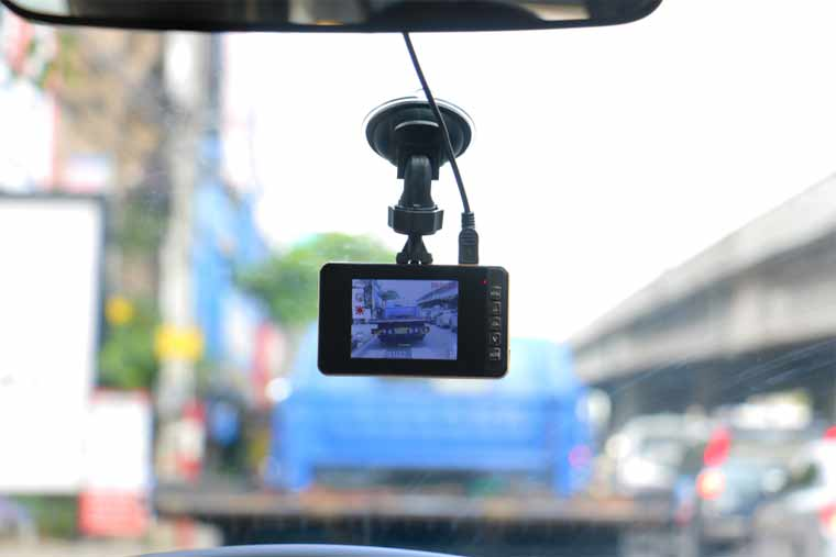 How much does it cost to install a dash cam
