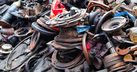 Take Your Scrap Metal To Scrapyards