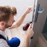 How to Remove a Door Lock Cylinder