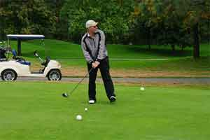 The benefits of fixing your slice in golf