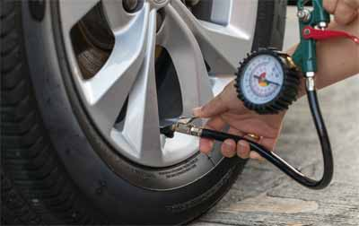 Benefits of Filling Your Tires with the Correct Pressure