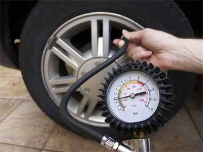 How Tire Pressure Affects Your Driving